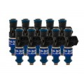 1200cc (Previously 1100cc) FIC Fuel Injector Clinic Injector Set for Dodge Viper ZB2 ('08-'10) VX1 ('13-'17)