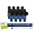 1650cc FIC Fuel Injector Clinic Injector Set for 4.8/5.3/6.0 Truck Motors ('99-'07) (High-Z)