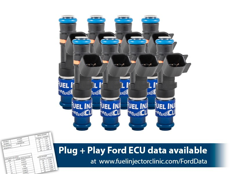 1000cc (95 lbs/hr at 43 5 PSI fuel pressure) FIC Fuel Injector