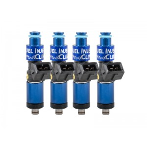 1200cc (Previously 1100cc) FIC Mitsubishi DSM or EVO 8/9 Fuel Injector Clinic Injector Set (High-Z)
