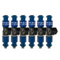 1200cc (Previously 1100cc) FIC Fuel Injector Clinic Injector Set for VW / Audi (6 cyl, 64mm) (High-Z)
