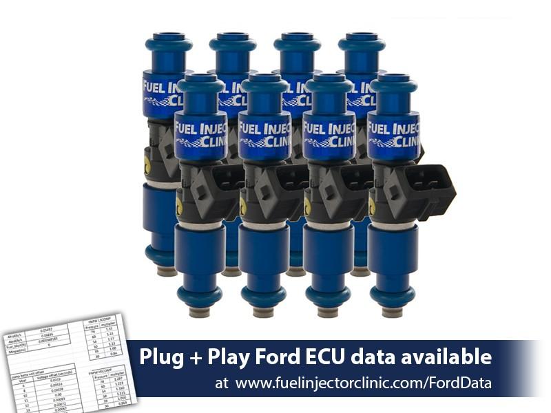 1200cc (110 lbs/hr at 43 5 PSI fuel pressure) FIC Fuel Injector
