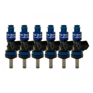 1200cc (Previously 1100cc) FIC Honda J-Series ('98-'03) Fuel Injector Clinic Injector Set (High-Z)