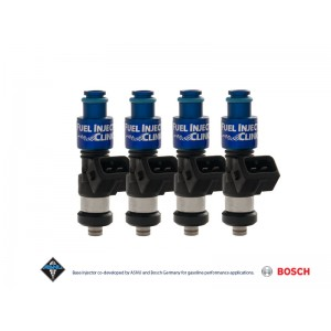 1650cc FIC SSubaru WRX('02-'14)/STi ('07+) Fuel Injector Clinic Injector Set (High-Z)