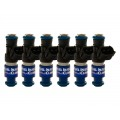 2150cc FIC Fuel Injector Clinic Injector Set for VW / Audi (6 cyl, 53mm) (High-Z)