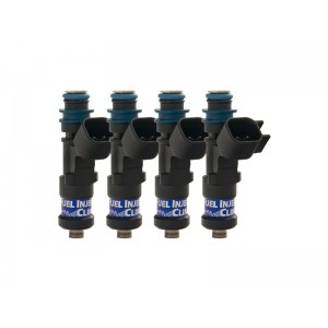 650cc Subaru WRX('02-'14)/STi ('07+) Fuel Injector Clinic Injector Set (High-Z).