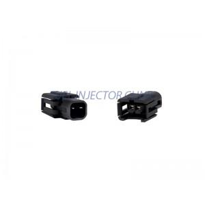 Set of 8 Jetronic/EV1 (female) to US Car/EV6 (male) injector plug adaptors