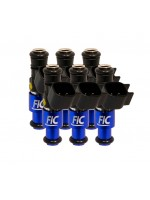 1440cc FIC BMW E46 M3, E9X, and Z4 M Fuel Injector Clinic Injector Set (High-Z)