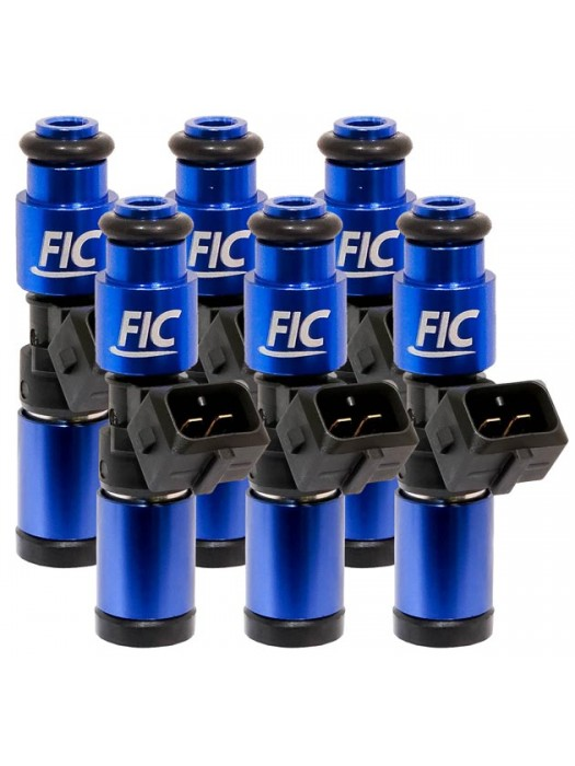 1650cc FIC Fuel Injector Clinic Injector Set for Toyota Tacoma (High-Z)