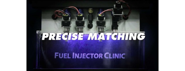 Fuel Injector Clinic Information