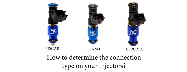 How to determine the connection type on your injector ?