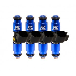 1440cc FIC Fuel Injector Clinic Injector Set for VW / Audi  (4 cyl, 64mm) (High-Z)