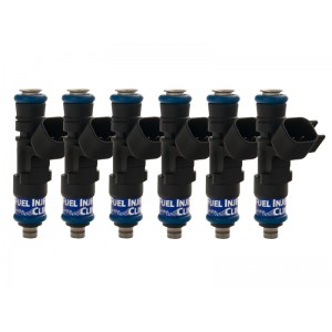 Six Cylinder 365cc Custom Injector Set